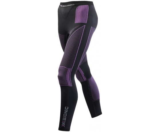 Energy Accumulator Evo Pants Long Women Charcoal/Fuchsia
