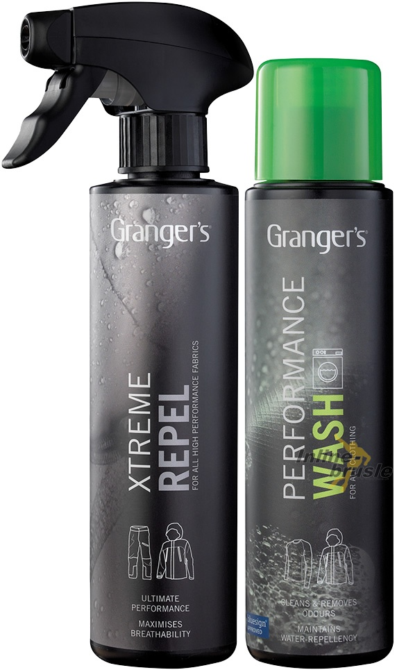 Performance Wash + Xtreme Repel 300 ml + 275 ml