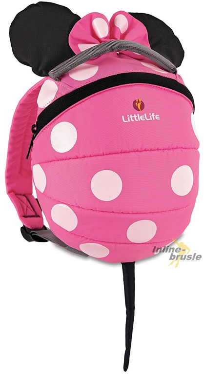 Disney Toddler Backpack 2l Pink Minnie