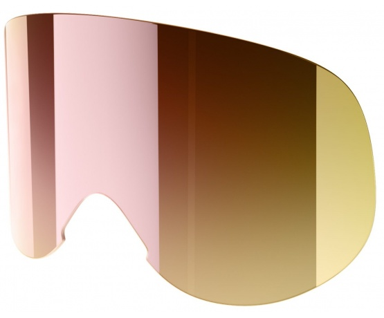 Lid Clarity Spare Lens Clarity/Spektris Rose Gold