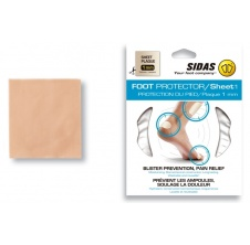 On skin FOOT PROTECTOR SHEET 1 mm