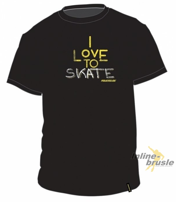 I Love To Skate Shirt