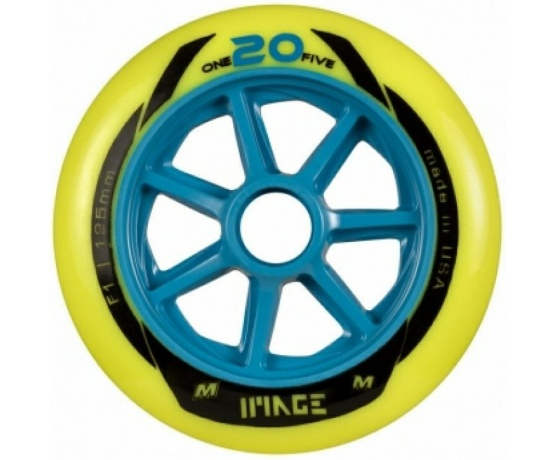One20Five 125mm/86A, 1pck