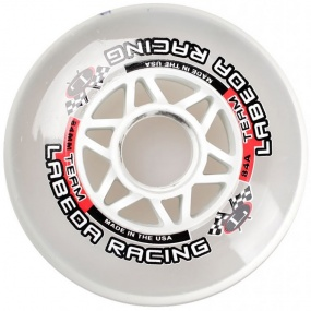 Team Racing White 84mm/84A, 1pck
