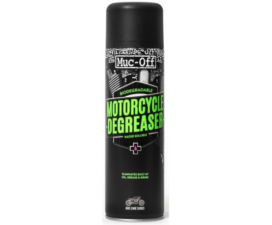 Motorcycle Biodegrable Degreaser 500ml