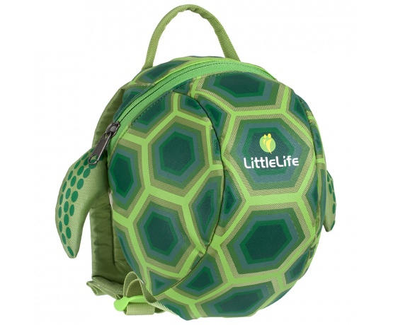 Animal Toddler Backpack Turtle 2l