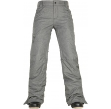 kalhoty AUTHENTIC PATRON INSULATED PANT steel melange