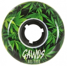 OG Team Weed 60mm/90A, 4pck