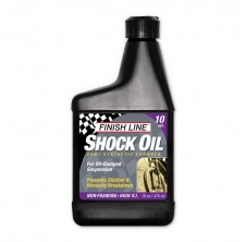 FINISH LINE Shock Oil 10wt 475ml