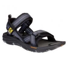 Source Gobi Sandals Men (102021) Chess Black