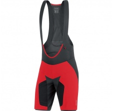 GORE Alp-X PRO 2in1 Shorts+-red-M