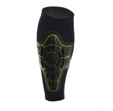 G-Form Pro-X Shin Pad-black/yellow