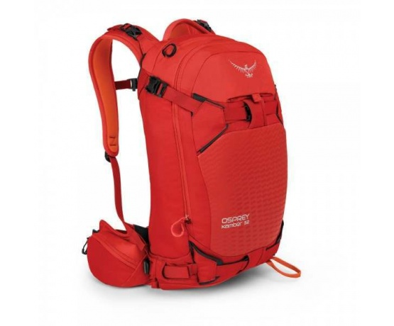 Kamber 32l ripcord red