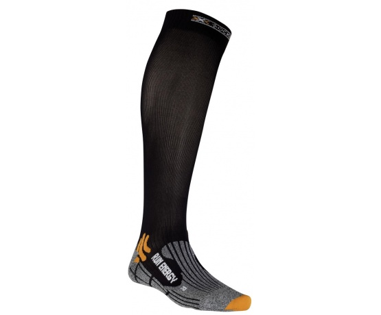 Run Energizer Smart Compression Long Black