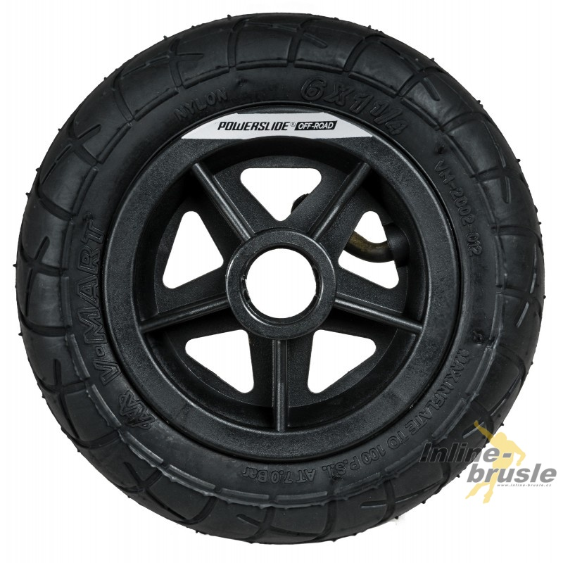 V-Mart Air Tire Komplet 150mm, 1pck