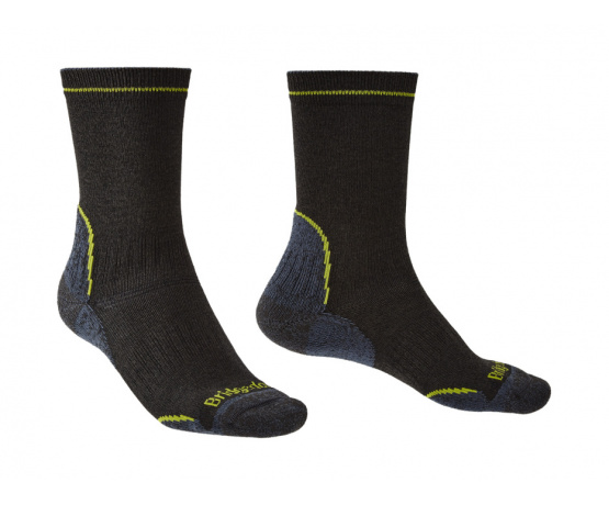 Hike LW T2 CP Boot black/lime/137