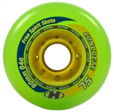 Concrete SL 80mm/84A Green, 4pck