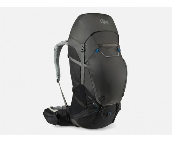 Cerro Torre 80:100 black/greyhound/BL batoh