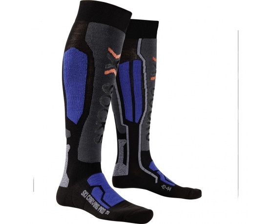 Ski Carving Pro Black/Cobalt Blue
