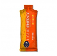 GU Liquid Energy Gel 60 g Orange 1 SÁČEK EXP 11/20