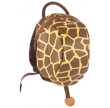 Animal Toddler Backpack Giraffe 2l