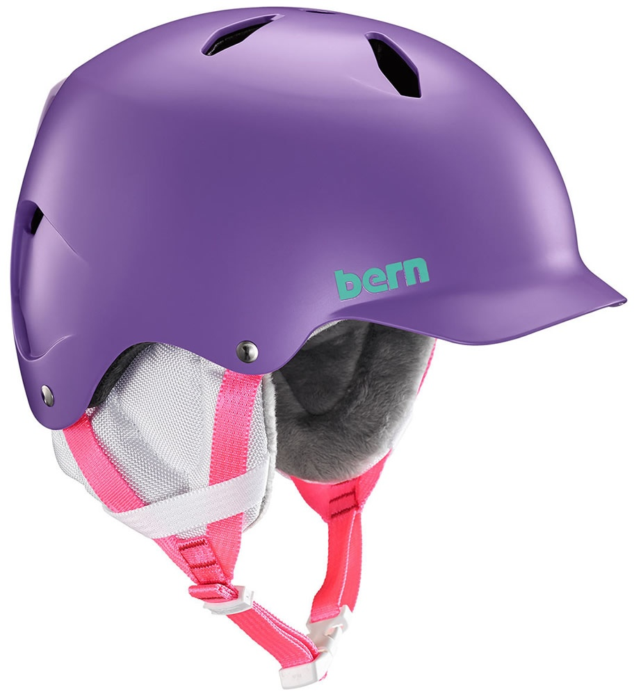 Bandito Satin Purple