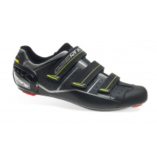 tretry GAERNE sil.Record black/fluo yellow
