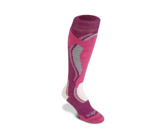 Control Fit Midweight Women's berry/pink/315