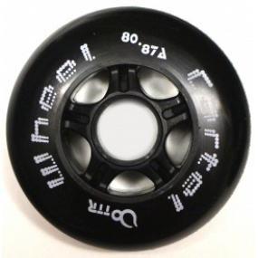 TTR Black 80mm/87A, 1pck