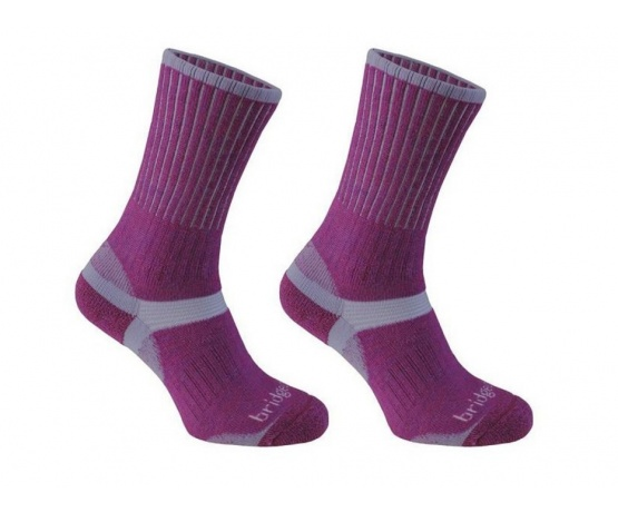 Merino Hiker Women's plum/350