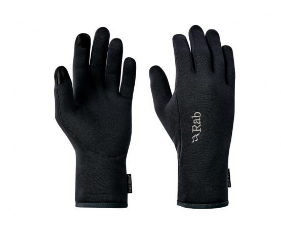 Power Stretch Contact Glove black/BL