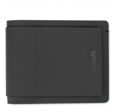peneženka RFIDsafe TEC BIFOLD PLUS WALLET black