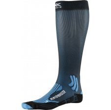 Run Energizer Socks Teal Blue/Opal Black