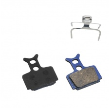 Organic Disc Pads for Formula Mega One, The One