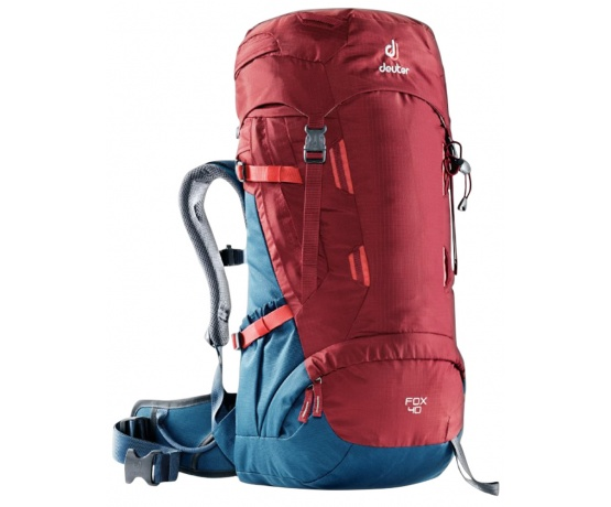 Fox 40 l Cranberry-Steel