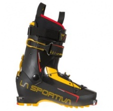 La Sportiva Skorpius CR Black/Yellow 999100
