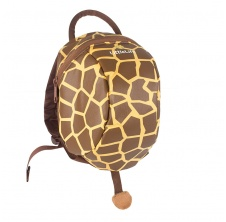 Animal Toddler Backpack; giraffe
