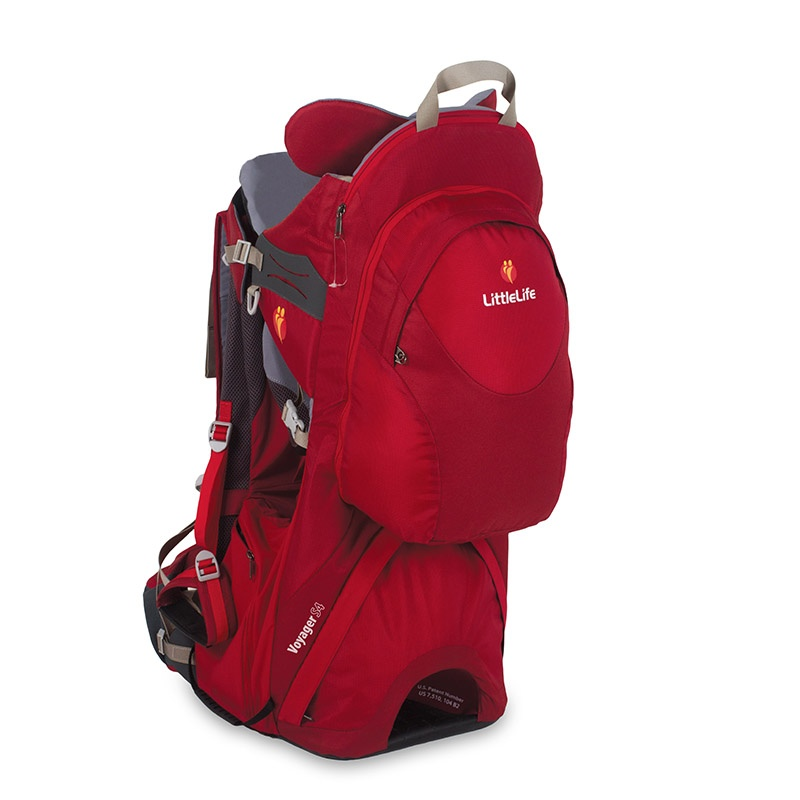 Voyager S4 Child Carrier Red