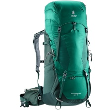 Aircontact Lite 65 + 10 Alpinegreen-Forest