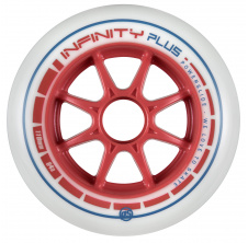 Infinity Plus Red 110mm/84A-70A, 4pck