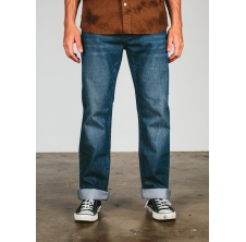 jeansy MINER CLASSIC STRAIGHT DENIM roan