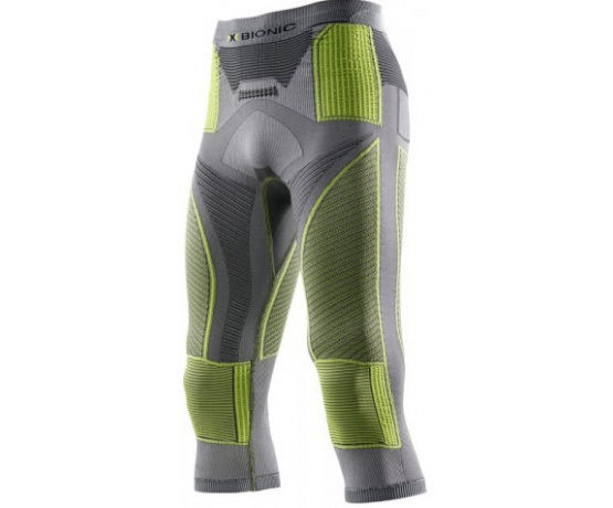 Radiactor EVO Pants Medium Men Iron/Yellow