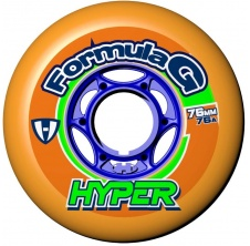 Formula G Era 80mm/76A Orange, 4pck