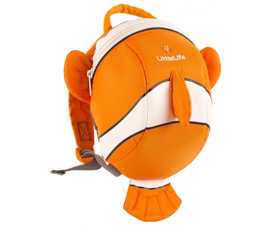 Animal Toddler Backpack Clownfish 2l