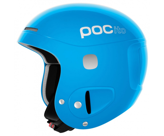 POCito Helmet Flourescent Blue Adjustable