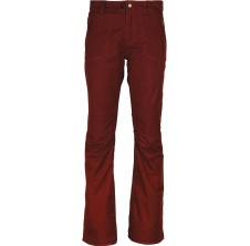 kalhoty WMS AFTER DARK PANT rusty red melange